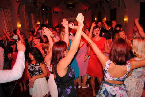 Stancliffe Hall Wedding DJ Derbyshire
